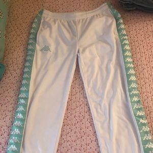 Kappa track pants